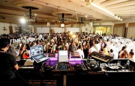 LIVE ON DJ
