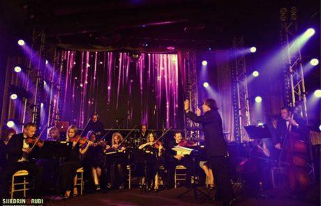 הפילהרמוניק קלאב Live Orchestra & Dj